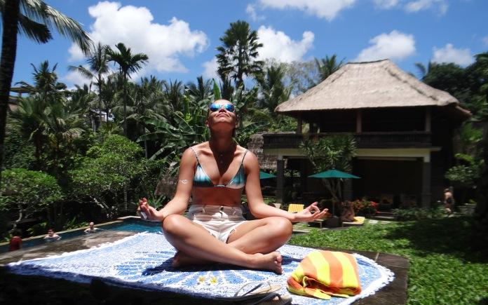 Meditação e silêncio no Nyepi Day