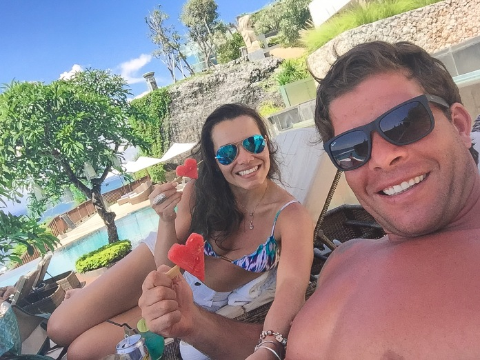 Melancia do Amor para refrescar <3 Mimos deliciosos e diários do Hotel Anantara