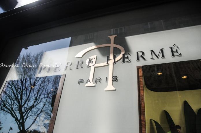 Pierre Herme do bairro Saint Germain