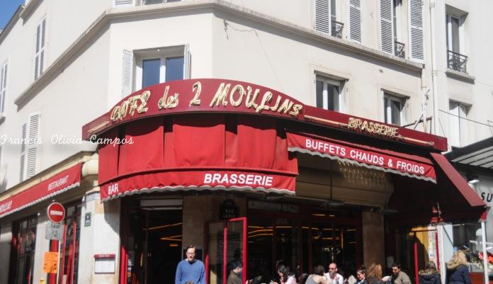Café da Amelie Poulain <3 <3 <3